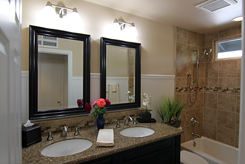 Bathroom remodel mission viejo for Latest bathroom remodels