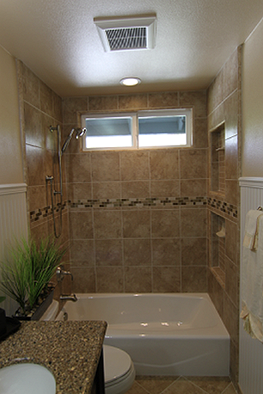 Bathroom remodel mission viejo for Average time to remodel a bathroom