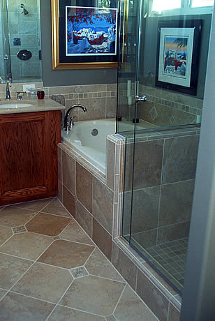 Bathroom remodeling pictures, Mission Viejo, CA