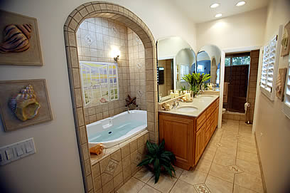 Bathroom remodeling pictures, Irvine, CA