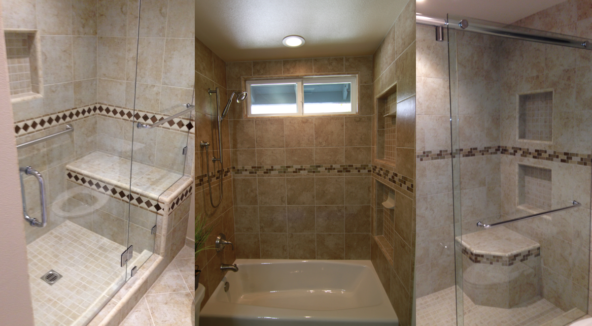 Is Porcelain Or Ceramic Tile Better For Showers Dad S Construction