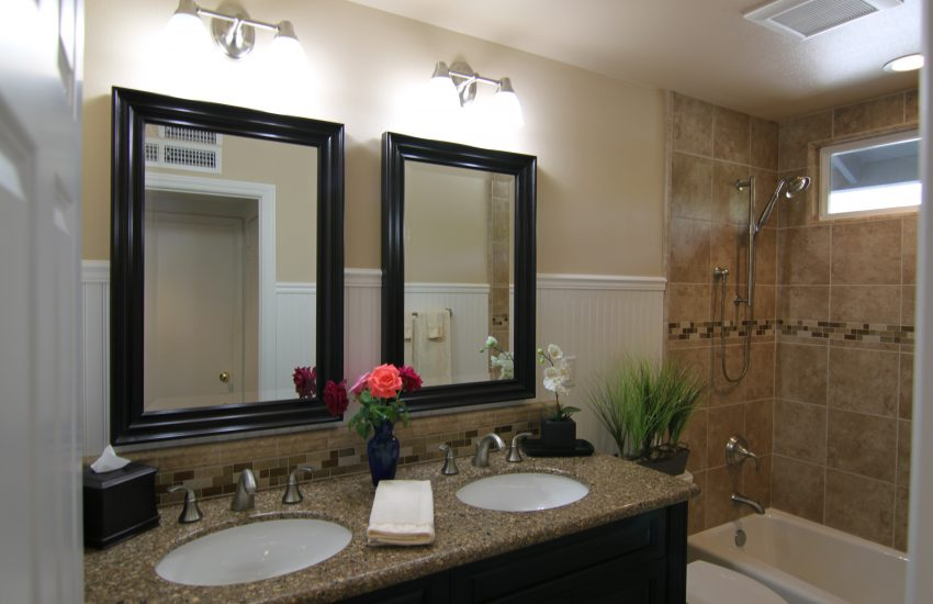 How Much Does A Bathroom Remodel Cost Dad S Construction