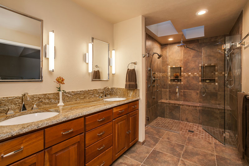 Master Bathroom Remodel Irvine Ca Dad S Construction